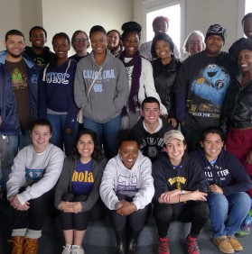 DIG Youth Work with UNC Bonner Scholars