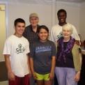 Congratulations, 2013 Leinbach Scholars