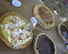 6th Annual Pie Social June 1, 2014- Seeking Pies and Skillshare Auction Donors!