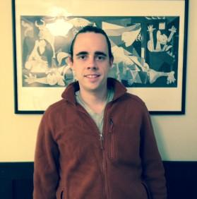 Volunteer Profile: Dylan Jarrell