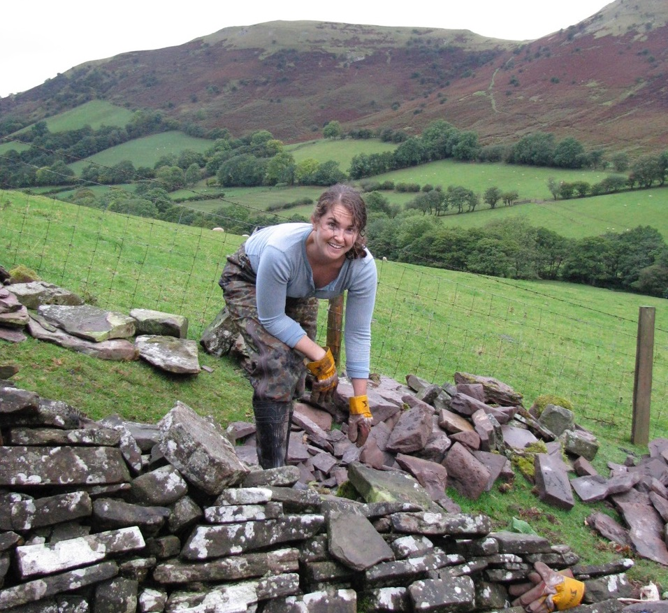 Announcing A Series Of Dry Stack Stone Wall Workshops In