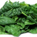 Vera's Simple Spinach Salad