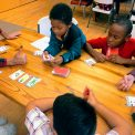 Crop Companions! Learning through Educational Board Games