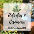 Virtual Activities & Resources – Week of April 6
